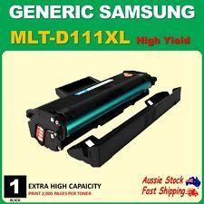 1x Generic MLT-D111S MLT-D111L D111 D111S toner for Samsung SL M2020 SL M2070