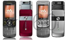 Original Unlocked Sony Ericsson W760 W760i English Russian Arabic keyboard Phone