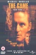 The Game DVD (2007) Michael Douglas Sealed