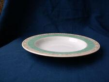 "Wedgwood Home Aztec 9 1/8"" FLAT Rim Soup Bowl"
