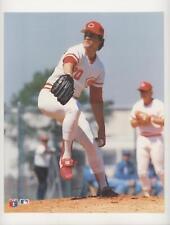 1989 TV Sports Mailbag 8x10s #40 Danny Jackson Cincinnati Reds Baseball Card