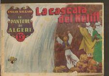EMILIO SALGARI-LE PANTERE DI ALGERI-ED. IMPERO 1944