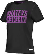 Adidas AG Whatevs Women's T-Shirt Black ay7681