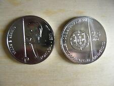 PORTUGAL 2011 2,5 EURO 100th Anniv ARMY COLLEGE UNC
