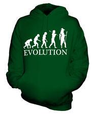 COSPLAY EVOLUTION OF MAN UNISEX HOODIE MENS WOMENS LADIES GIFT WIG