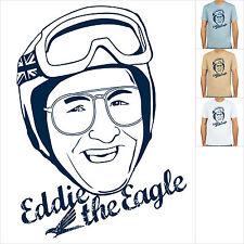 Eddie the Eagle, Skispringen, Olympia 1988 Calgary, T-Shirt, Neu, Kult, S-XXL