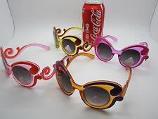 KIDS Girls Junior Sunglasses FREE Micro Fiber Pouch $5 - CVK1879PTMCV