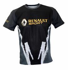 Renault Sport RS - Full Sublimation Print T-shirt maglietta camiseta / Megane 5