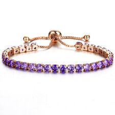 Adjustable Women's Fashion Rhinestone Bracelet Bangle Popular Cuff Jewelry
