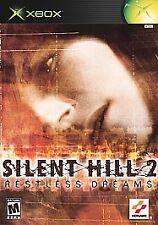 Silent Hill 2: Restless Dreams Platinum Hits (Microsoft Xbox, 2003)