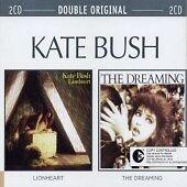 Kate Bush - Dreaming / Lionheart (2 CD BOX SET) NEW AND SEALED