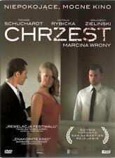 Chrzest (DVD) 2010 Wojciech Zielinski, Natalia Rybicka POLSKI POLISH