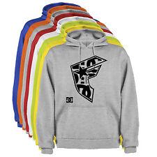 Sudadera Capucha DC tipo F Hombre colores y tallas