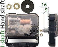 Quartz clock movement, I-shaft / Euroshaft type (Seiko, SKP Japan etc), genuine