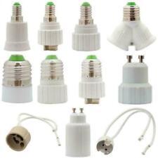 E14 E27 G9 GU10 MR16 Lampensockel Adapter Leuchtmittel Fassung Socket LED Kabel