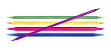 KnitPro Trendz Ferri doppia punta, 15 cm, acrilico, maglia, strumpfnadel 3,5 -
