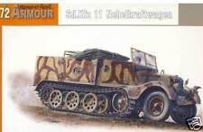 SPECIAL Armour sd-kfz.11 11/4 nebbia autovetture 3t 1:72 - Modello Kit NUOVO OVP KIT