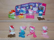Hello Kitty Sanrio D 2014 Auswahl Einzelfiguren +BPZ+AaF Deutsch Überraschungsei