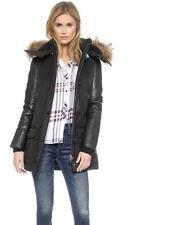 Authentic Mackage Cynthia F4- Coat - Black