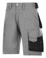 Snickers vêtement de travail 3123 Artisans Short anti-déchirures direct gris pré