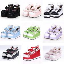 Gothic Sweet Lolita Princess Schuhe Shoes Cosplay Kostüm chaussure scarpa zapato