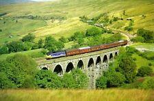 S & C Rail postcard No 19 47715 Haymarket at Dent Head