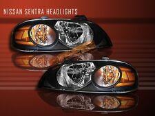 FIT 2004-2006 SENTRA SE-R SPEC V HEADLIGHTS LAMPS 2005 NEW