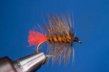 Fliegentom mouche sèche 3 pièces - Red Palmer