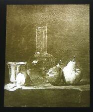 PHOTO ON GLASS GLASS BOTTLE BY CHARDIN