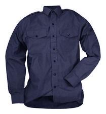 British Army Long Sleeve Mans Shirt Issue Royal Navy RN Working Dress RAF Used