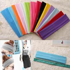 Stretchable Headwrap Headband Yoga Sports Fashion Hairband **USA Seller**