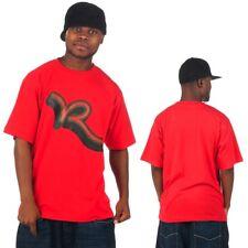 Rocawear da uomo estivi NERO VERAMENTE Urs Star Hip Hop Maglietta Camicie SOLDI