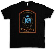 The jockey i t-shirt Shameless bar restaurante UK coartada pub Frank Room Gallagher