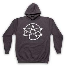 It/'s In My Dna Gildan Hoodie Sweatshirt Atheist Fingerprint