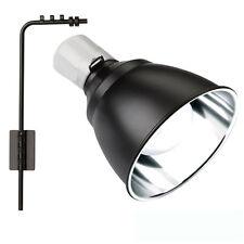Exo Terra Dome 14, 18cm, ReptiZoo 10cm Aluminium UV Reflector, optional Support
