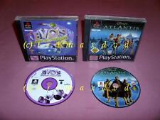 PS1 _ Evo's Space Adventures & Atlantis Das Geheimnis der verlorenen Stadt