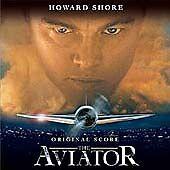 ORIGINAL SOUNDTRACK  The Aviator    CD ALBUM  NEW - STILL SEALED