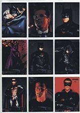 BATMAN FOREVER FLEER ULTRA -  BASE SET,ANIMACTION  or HOLOGRAM, GAME TIP CHOOSE