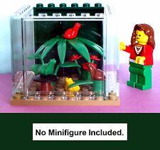 Choose LEGO Custom Sea Frog Aquarium Animal Pet Shop Crab Clam Mini (No Minifig)