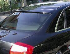 Audi A4 2002 - 2008 Rear Window Roof Spoiler RARE & UNIQUE - fits B6 B7  A4 & S4