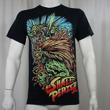 Authentic ALL SHALL PERISH Band Street Fighter T-Shirt S M L XL XXL NEW