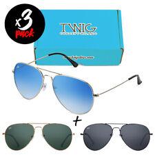 Tres gafas de sol TWIG Pack PENNAC [Premium] hombre/mujer vintage clásicos