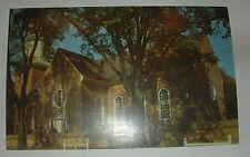 Bruton Parish Church WILLIAMSBURG VA   1970 PM