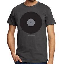 I Love This Record tee from DMC - vinyl fans djs music festival club streetwear