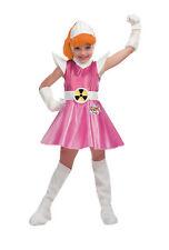 Atomic Cartoon Betty Deluxe Toddler Child Costume Girls Kids Animation Halloween