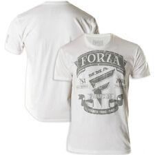"""Forza MMA """"Origins"""" T-Shirt - White"""