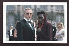 JAMES BOND POSTCARD 007 A View To A Kill (1985) Christopher Walken & Grace Jones
