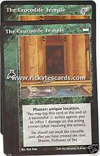 The Crocodile Temple x2 KMW LotN