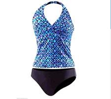 NWT Speedo Women's Tankini Swimsuit 2 Piece