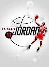 NBA: Ultimate Jordan (20th Anniversary Three-Disc Collector's Edition) DVD, Char